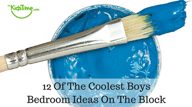 12 of the Coolest Boys Bedroom Ideas on the Block
