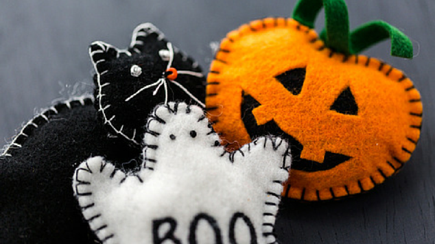 15 Simple But Not Scary Halloween Crafts For Toddlers