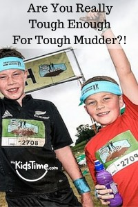 Are You Really Tough Enouough for Tough Mudder-!