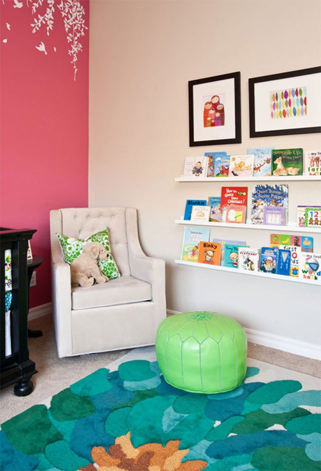 Library wall_kids room_project nursery