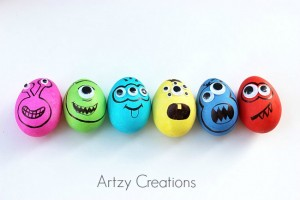 Monster-Easter-Eggs-Artzy-Creations