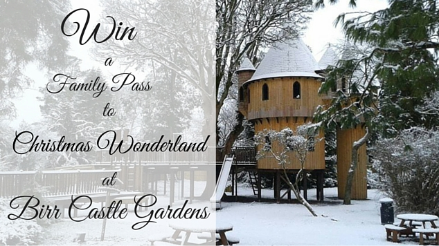 Win a Family PasstoChristmasat Birr Castle (1)