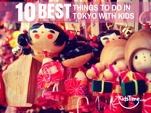 Tokyo is a fascinating and interesting destination to visit with kids. Often crowded and busy, we advise you to visit the tourist attractions in the morning and spend the afternoons in the beautiful parks and gardens. Start your Japanese adventure now with our 10 Best Things to do in Tokyo with Kids!