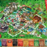 Chessingtown World of Adventure Map