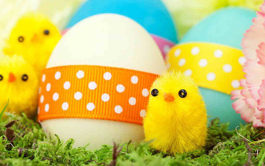 Easter crafts for toddlers - Mykidstime