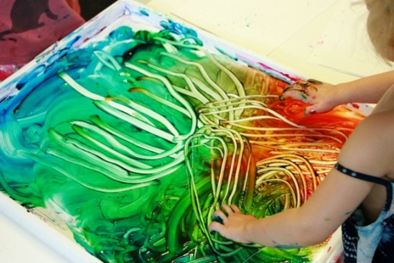 8 Awesome Art Projects For Kids You'll Want To Treasure