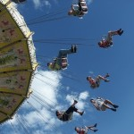 Funfair Swings