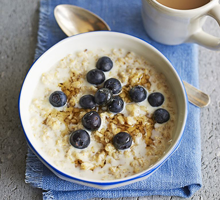 healthy breakfast ideas porridge