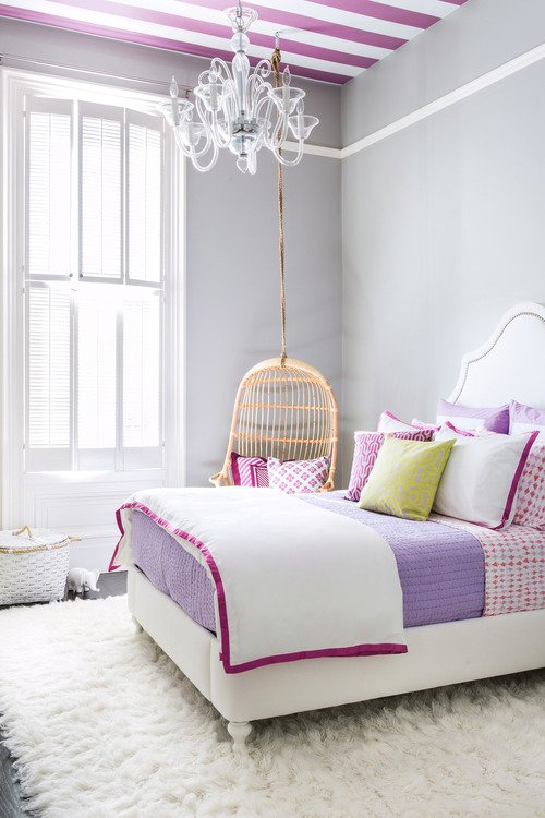 girls bedroom ideas & 14 Glorious Girls Bedroom Ideas That Aren\u0027t Just Boring Pink