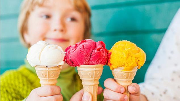 10 Simple Ice Cream recipes featured