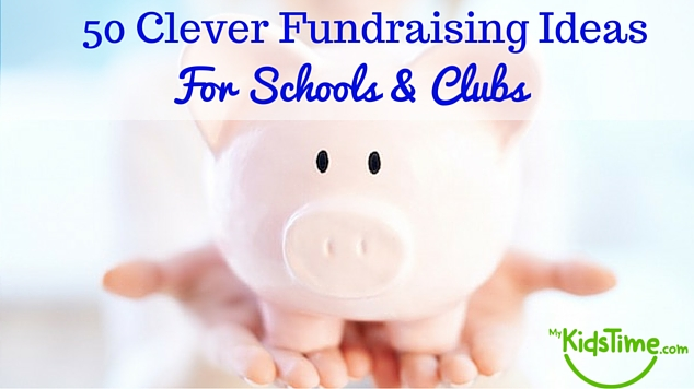 50 Clever Fundraising Ideas for Schools & Clubs (1)