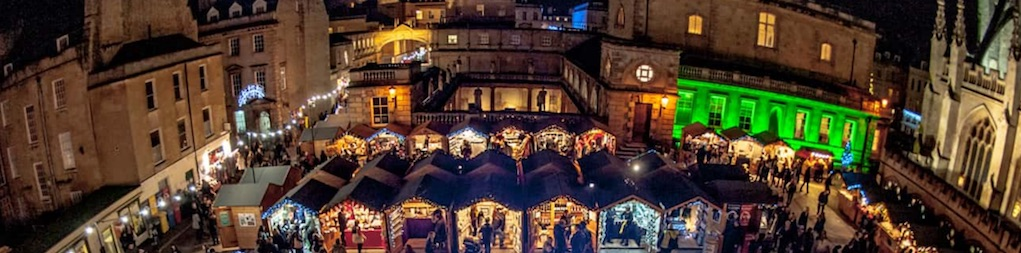 Bath UK Christmas Markets