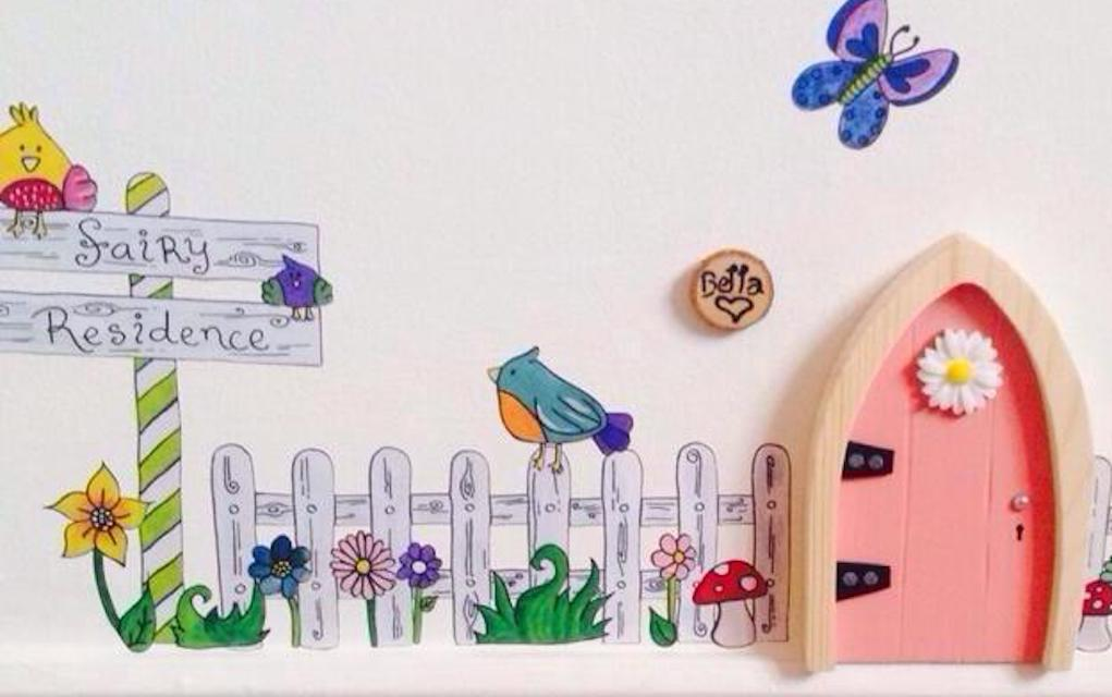 Irish Fairy Door Company for communion gifts