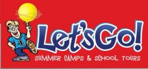 Lets Go Summer Camps & Tours Logo