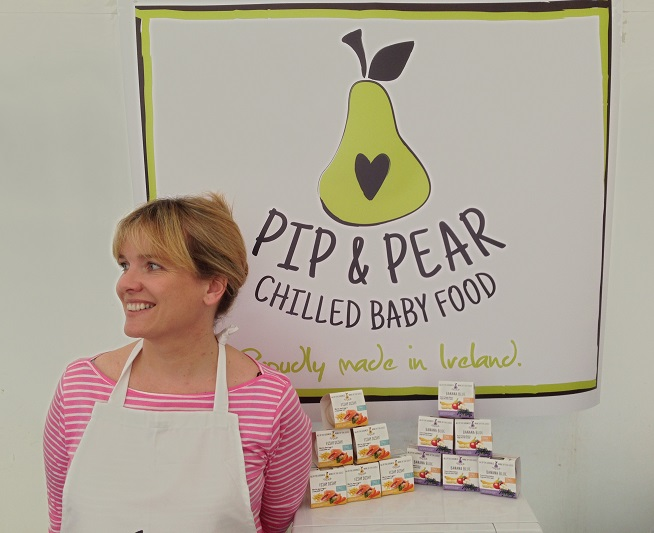 Pip & Pear at Wateford Harvest Festival - Irene Queally
