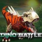 Play Dino Battle  a free online game on Kongregate