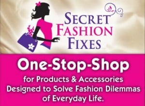 Secret Fashion Fixes Logo