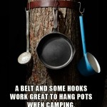 belt and hooks