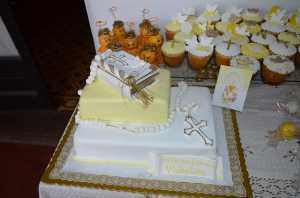 communion gift ideas communion cake