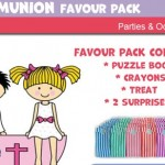 Communion Party Favour Packs