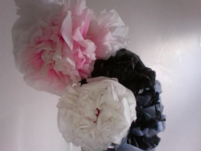 15 simple summer crafts for kids guaranteed to delight my girls had lots of fun creating these pretty paper flowers using crepe and tissue paper with pipe cleaners mightylinksfo
