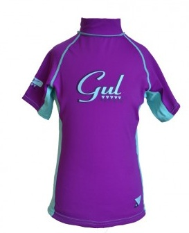 Puddleduck Gul UV Swim Top
