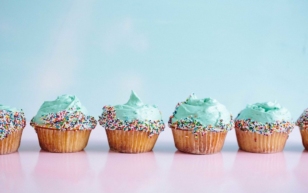 simple cupcake recipe for Father's Day