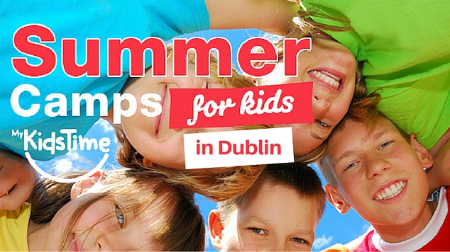 Summer Camps in Dublin
