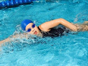 summer camps swimming