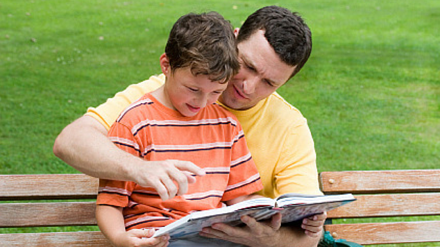10 Special Picture Books perfect for father's day