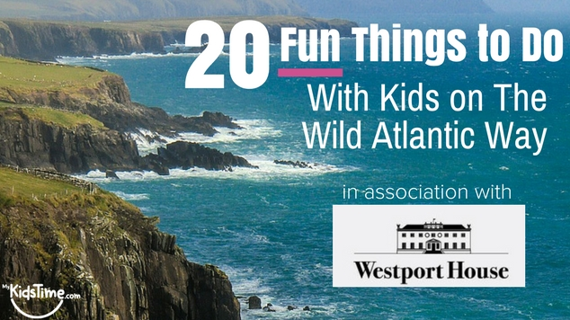 Things to do with Kids on the Wild Atlantic Way