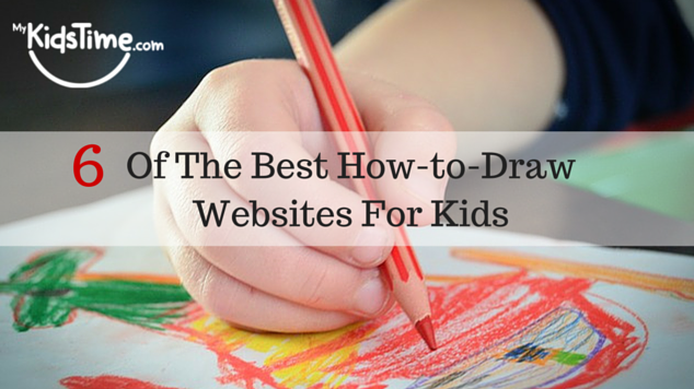 6 of the best how to draw websites for kids for Good drawing websites