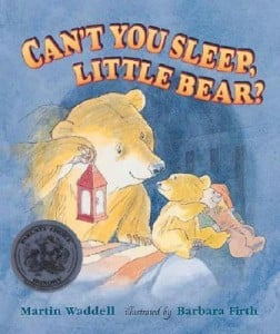 Can't you sleep little bear