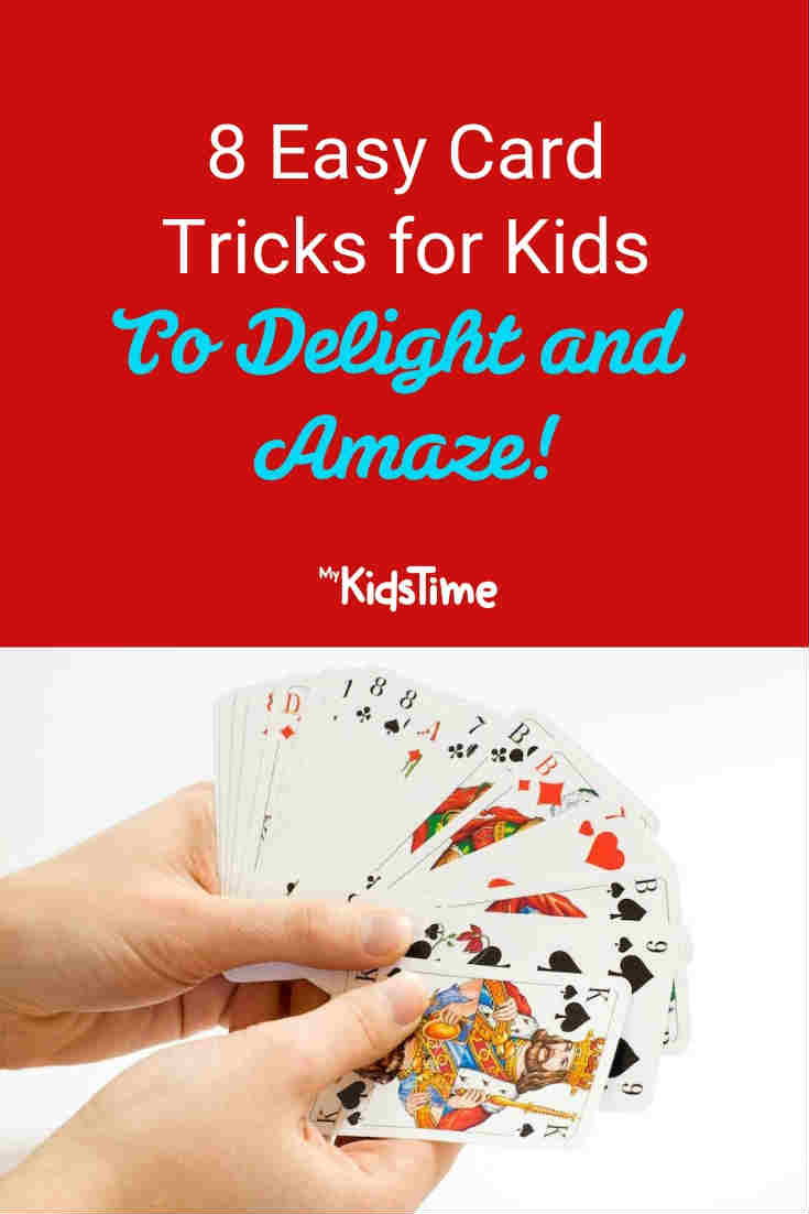 Card Tricks for Kids - Mykidstime