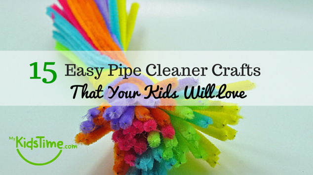 Easy Crafts To Do With Pipe Cleaners
