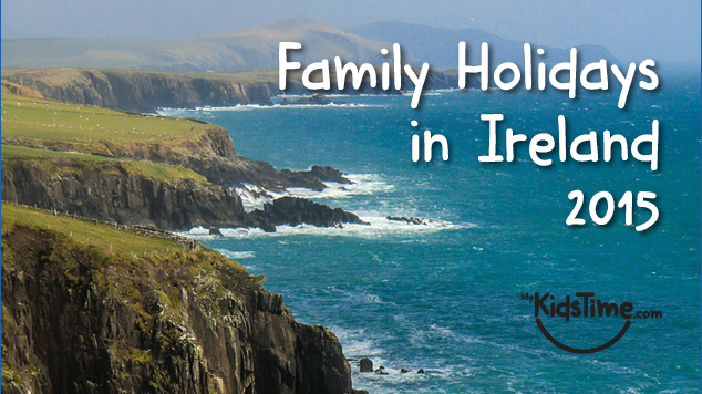 family holidays in ireland