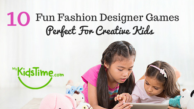 Fun Fashion Designer Games Perfect for