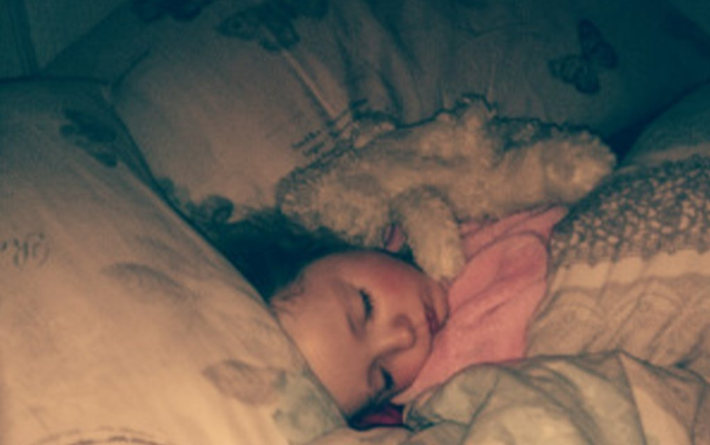 Co-Sleeping with a Five Year Old