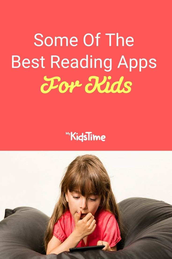 Some Of The Best Reading Apps For Kids