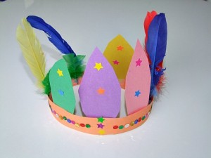 Thanksgiving-Craft-Native-American-Headband