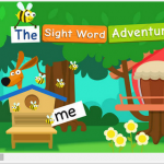 The Sight Word Adventure – Best Apps For Kids