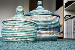 baskets for storage