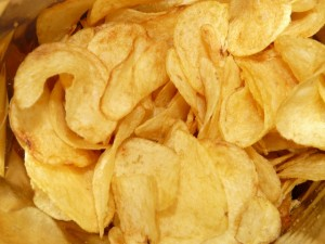Healthy Snacks for Teens Sesame Crisps