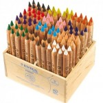 Colouring Pencil Block from Baker Ross