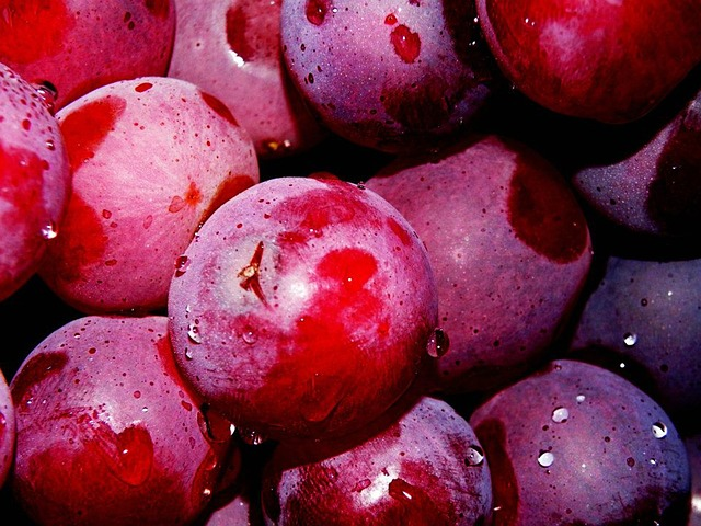 lunch box ideas Grapes