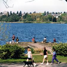 green lake park seattle