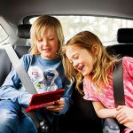 kids in car technology