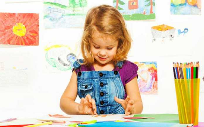 no glue crafts for preschoolers