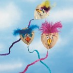 Spring Crafts for Kids KItes from How Stuff Works