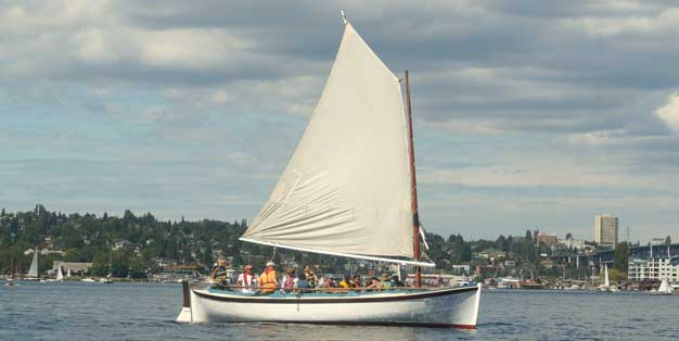 seattle sunday public sail